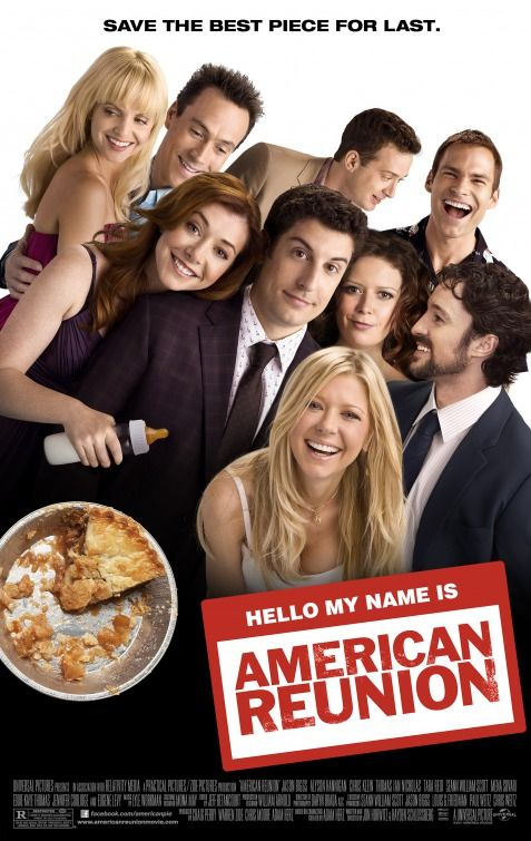 Click To View Extra Large Poster Image For American Reunion Aaa