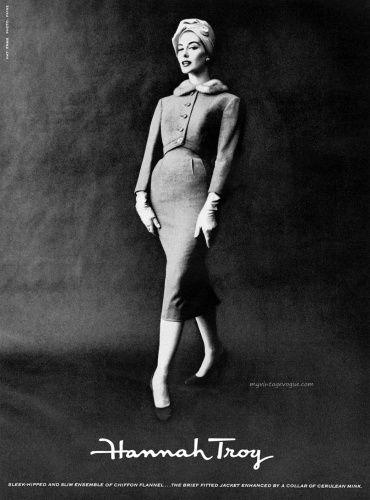 Hannah Troy 1957
