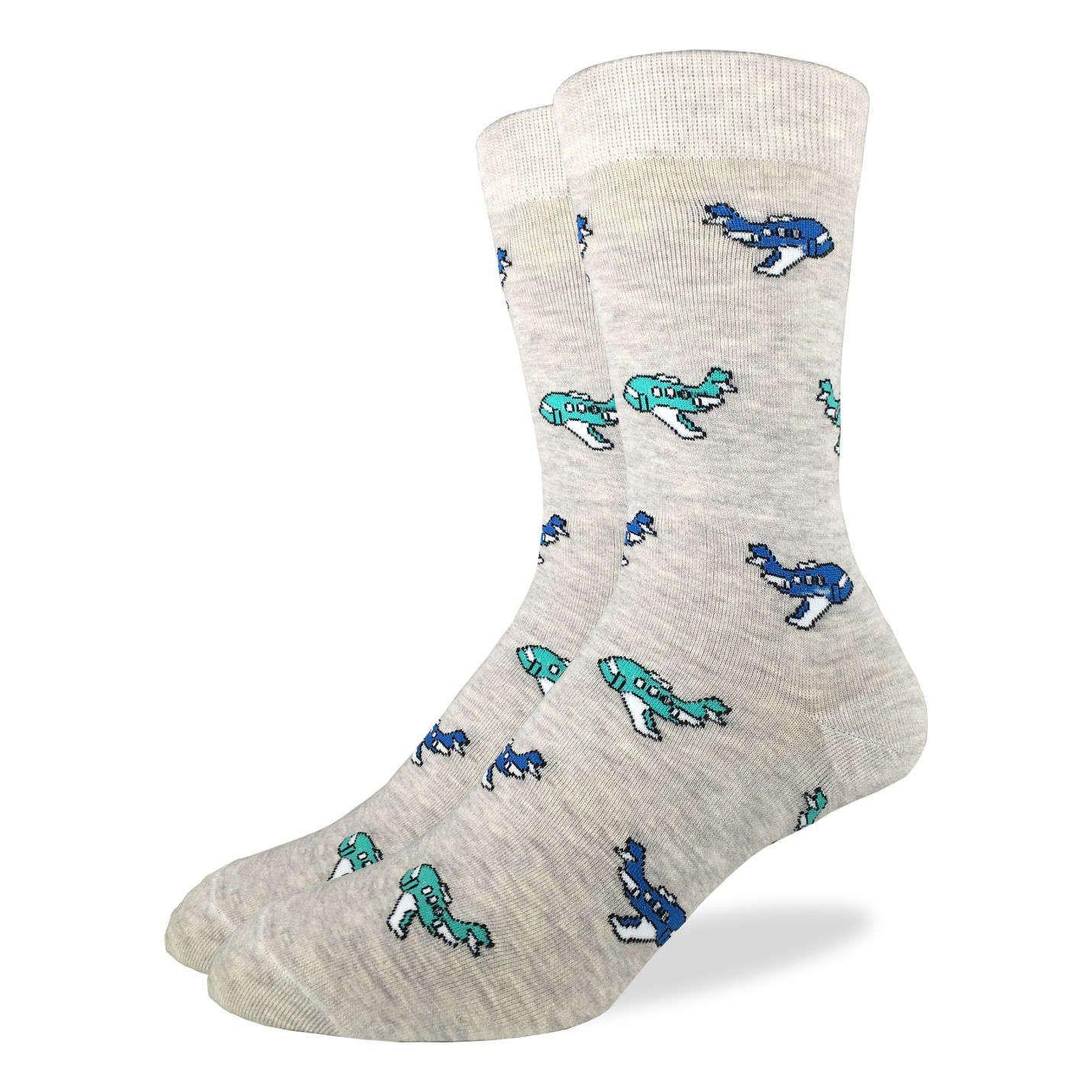f2bc37985900 Airplanes | Products | Socks, Crew socks, Aeroplane