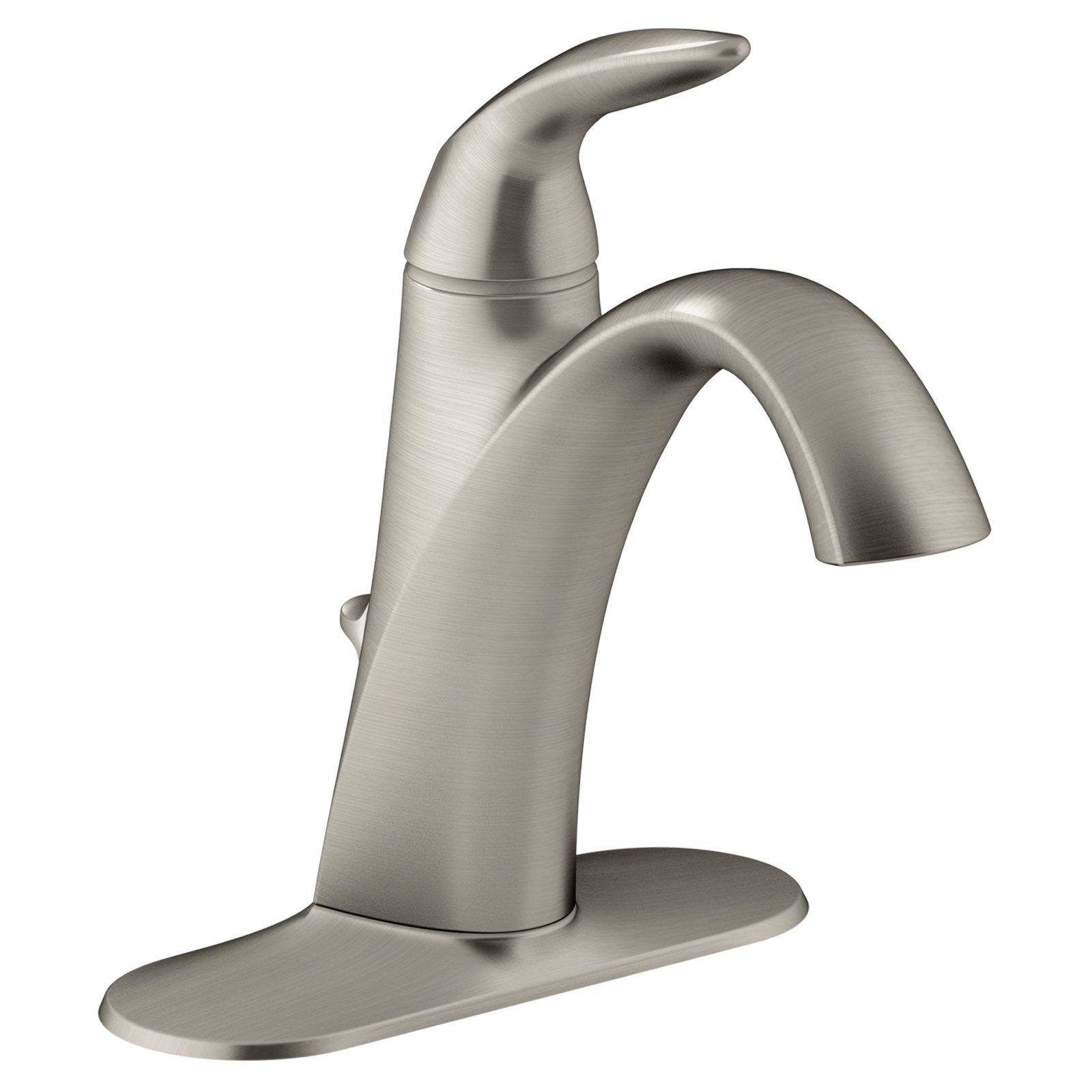 Kohler Alteo Single Handle Bathroom Sink Faucet Single Handle