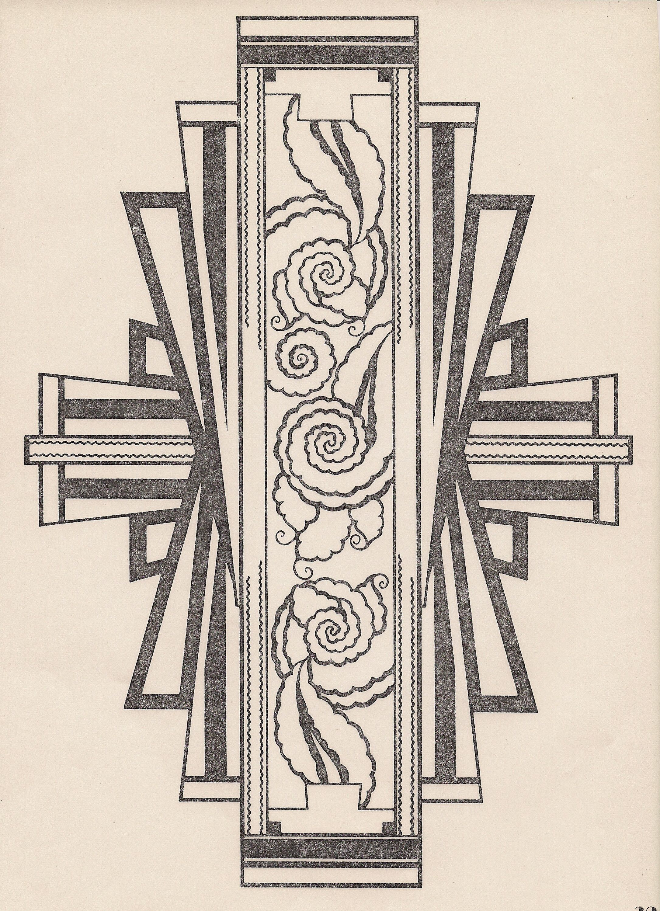 Art Deco Nouveau: Art Deco Design. Found On Decornow.net