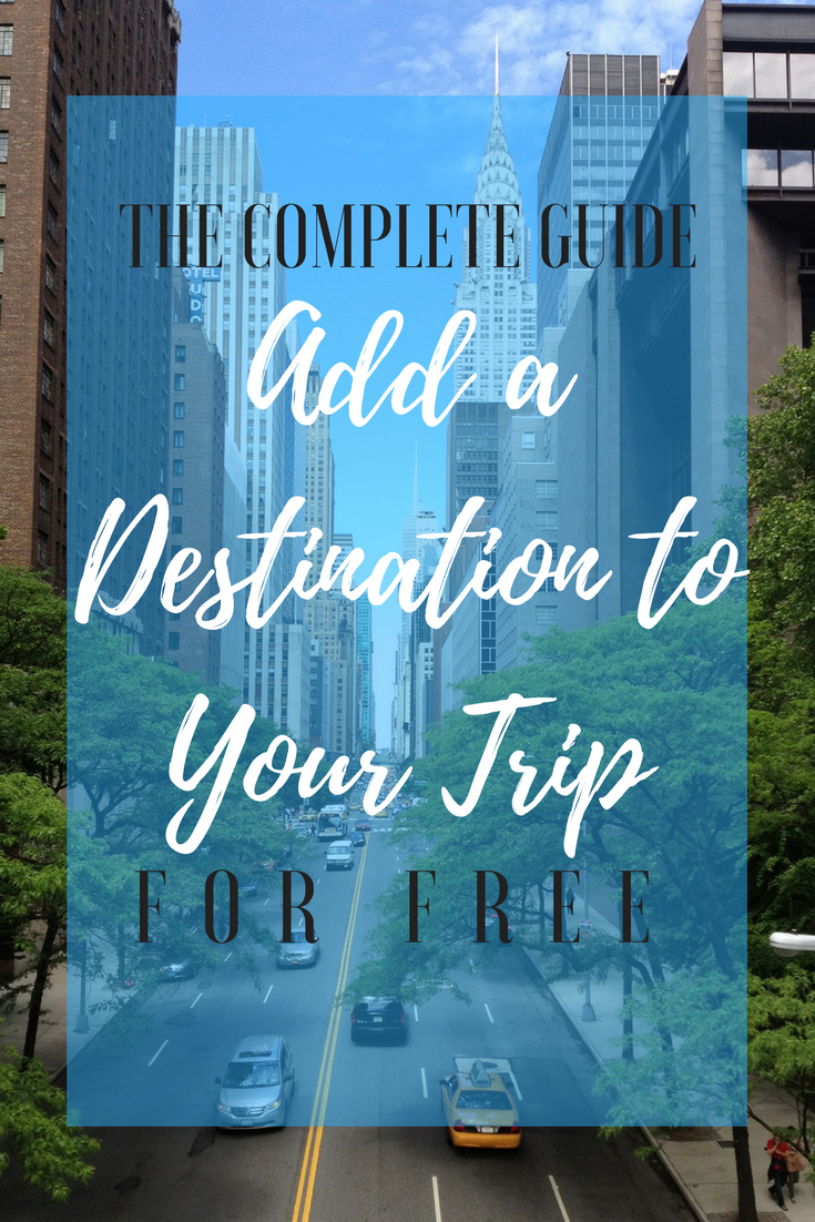 When traveling on a budget, it can get expensive to add multiple destinations to your itinerary. Learn how I traveled to Germany for FREE and how you can take advantage of his opportunity too. See travel tips and more at daniellefarideh.com