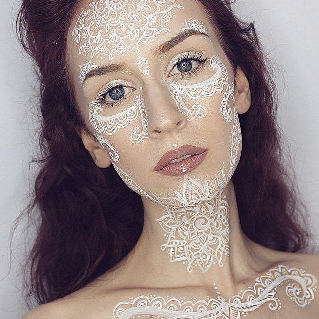 50 Makeup Artists Every Halloween Fanatic Needs to Follow   Fake ...