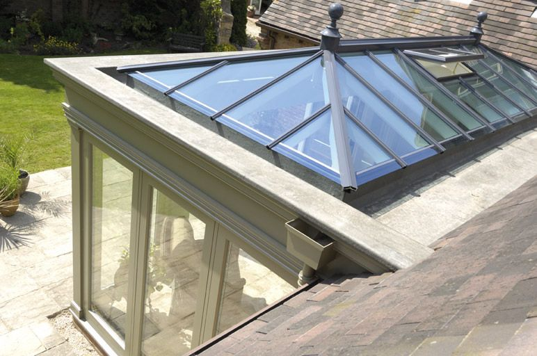Roof Lanterns For Conservatories And Orangeries Timber