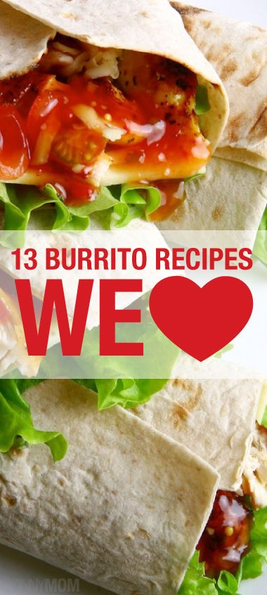 If your family loves burritos, you need to give these recipes a try! More Burritos Tacos Enchiladas Etc, Burrito Recipes, Burritos Ideas, Healthier Burritos, Burrito Bowls, Burritos Recipe, 13 Burritos, Burritos Bowls, Breakfast Burritos 13 burrito recipes Healthier Burritos Burrito ideas. Yum! If your family loves Mexican food, you need to give these recipes a try! Includes breakfast burrito, burrito bowl more...
