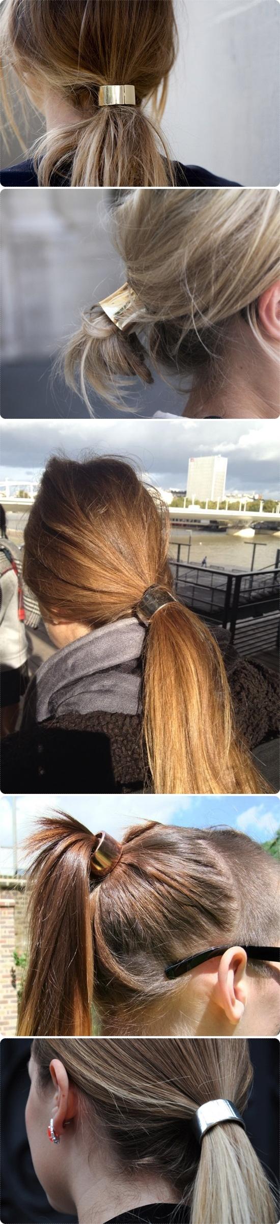 Bisbilhoteiras | Blog | Trend: hair cuff
