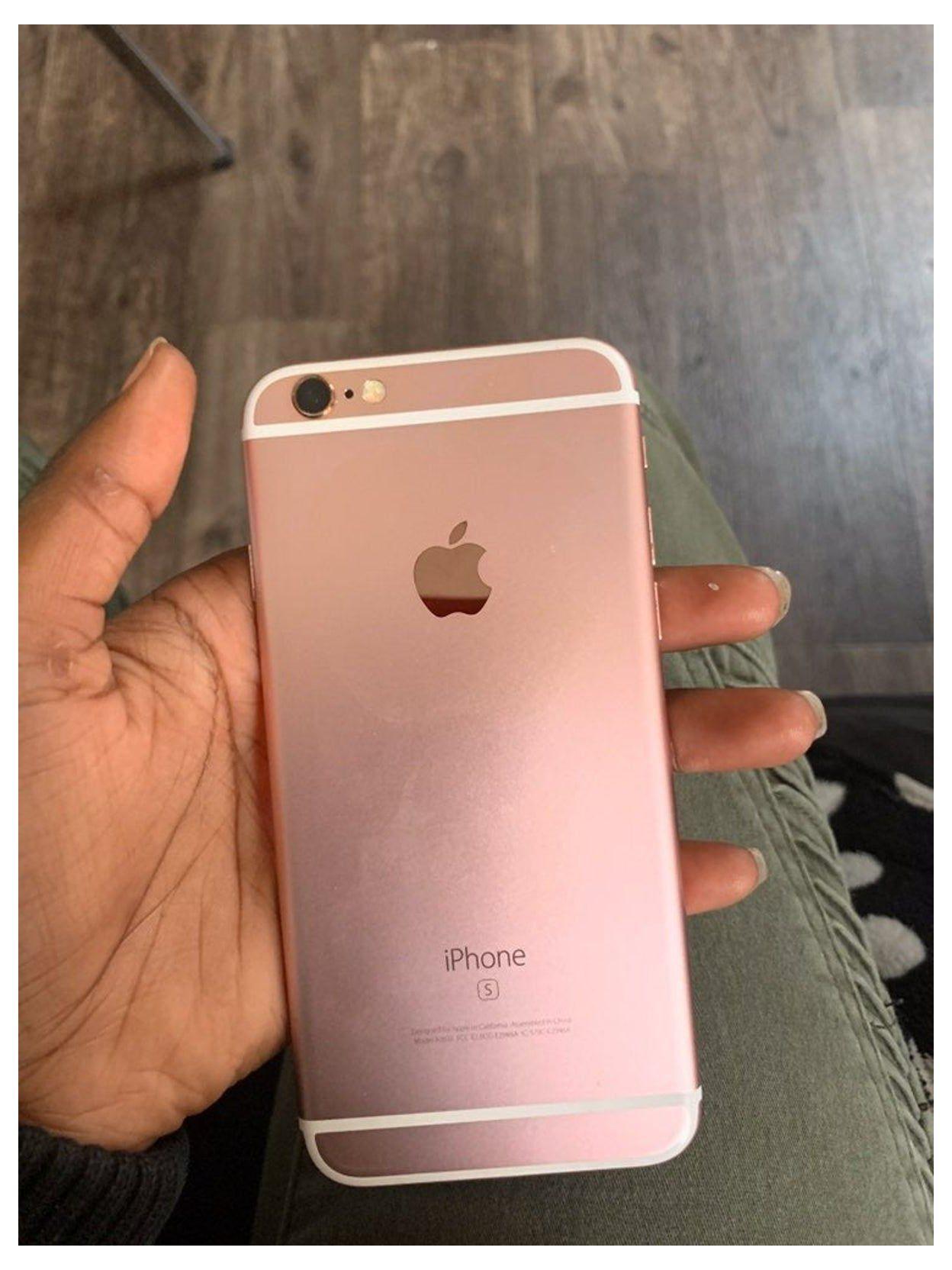 Iphone 6s Plus Rose Gold 32gb On Mercari Iphone 6s Plus Rose Gold Accessories Iphone6splusrosegoldaccessories Iphone 6s Rose Gold Iphone Iphone 6s Gold