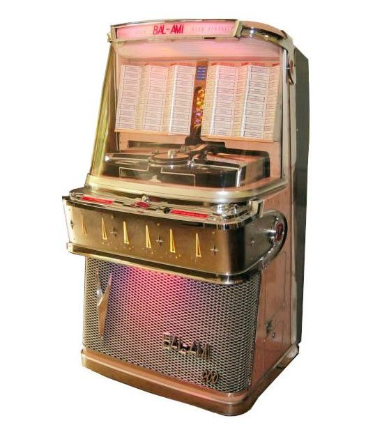 1959 BAL-AMI 200 M jukebox