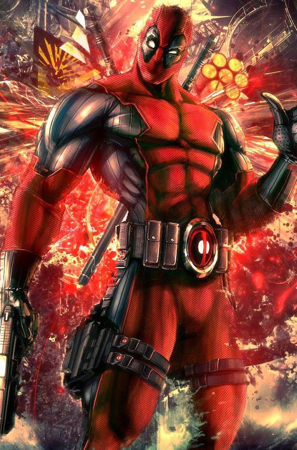 Game Wallpapers Images Pictures Deadpool Hd Wallpaper