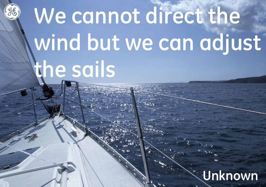 Quotes About Sailing Quotesgram: We Cannot Direct The Windbut We Can Adjust The Sails