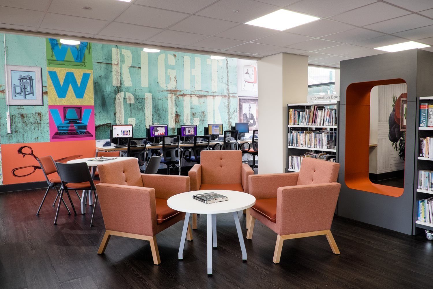 Find inspiration in our library gallery thedesignconcept