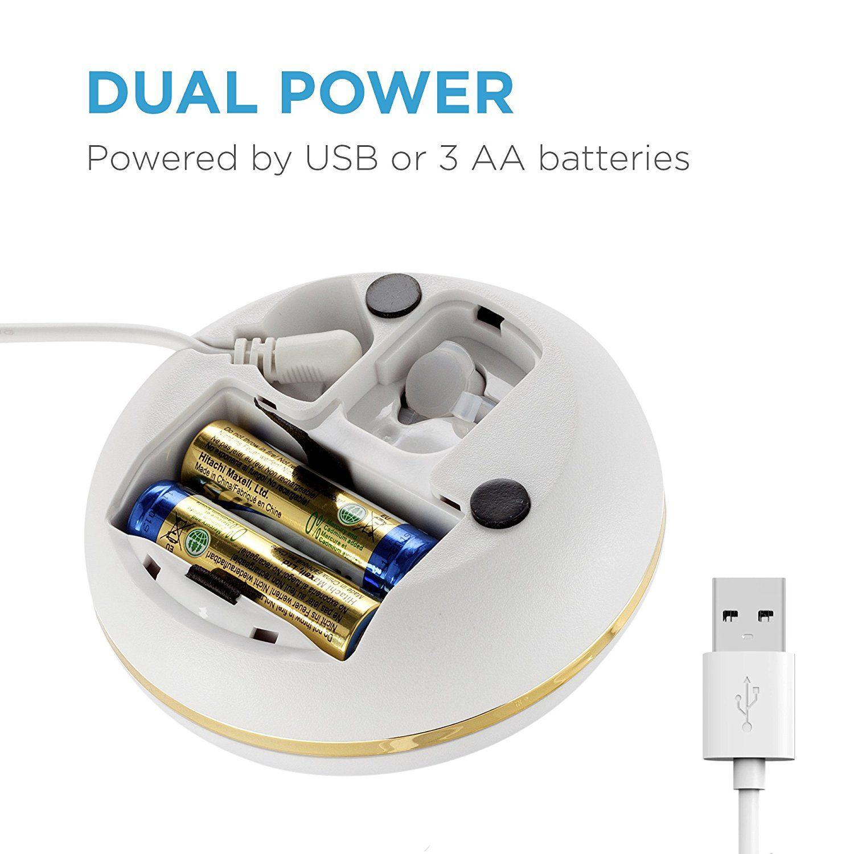 Fancii Cool Mist Portable Mini Humidifier for Travel USB
