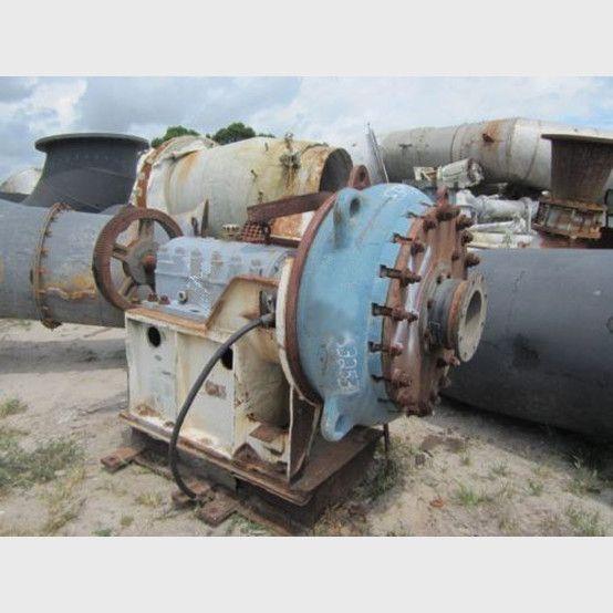 Thomas slurry pump supplier worldwide   Used Thomas 8x6x25 slurry