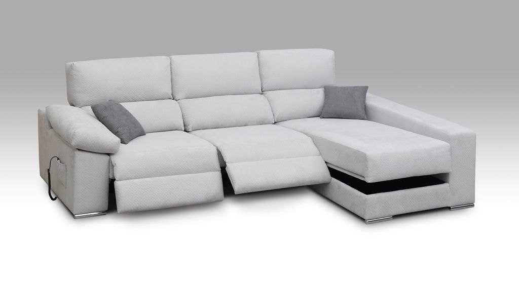 Chaiselongue C Arcon 2 Relax Electricos Sofá Reclinable Sofas Baratos Y Sofa Relax Electrico - Sofas Electricos Baratos