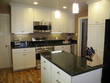 Classic white kitchen in Santa Clara, CA - traditional - kitchen - san francisco - Marina V. Phillips