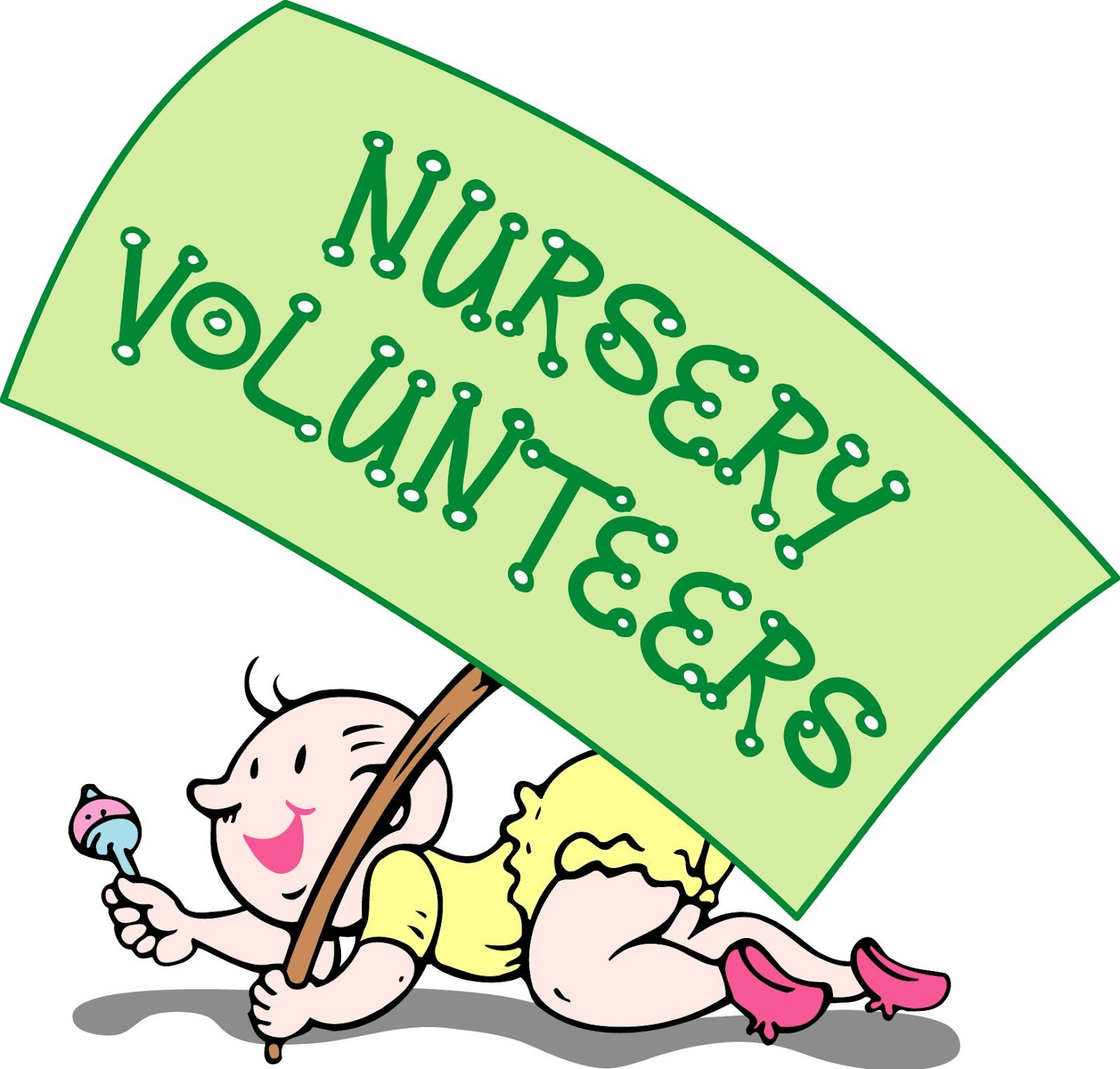 Nursery Volunteers   Church   Pinterest   Nursery, Church nursery ...