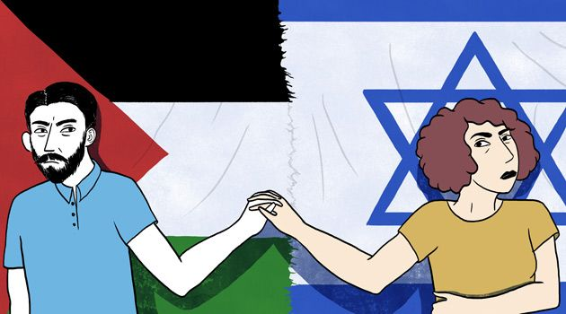 """""""When Mr. Right Hates Israel"""""""