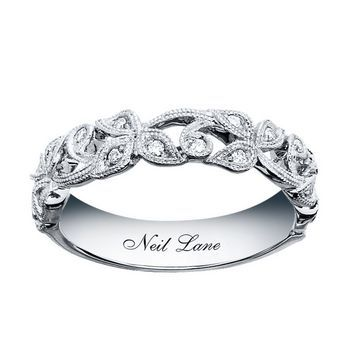 Charmant Diamond Leaves And Vines Ring By Neil Lane Designs