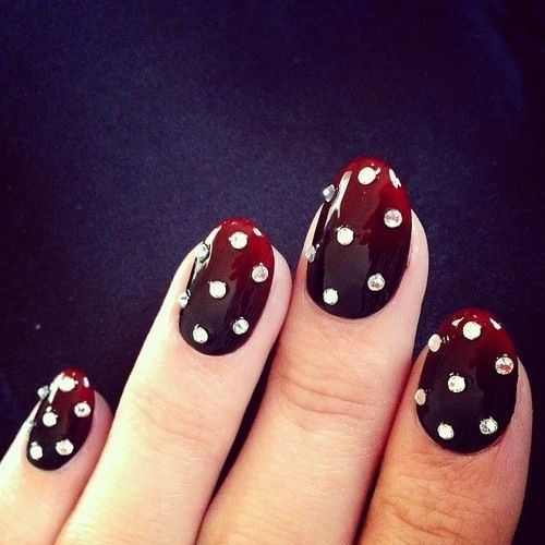 Pin by Ana M Leamon on Uñas/Nails | Holloween nails ...