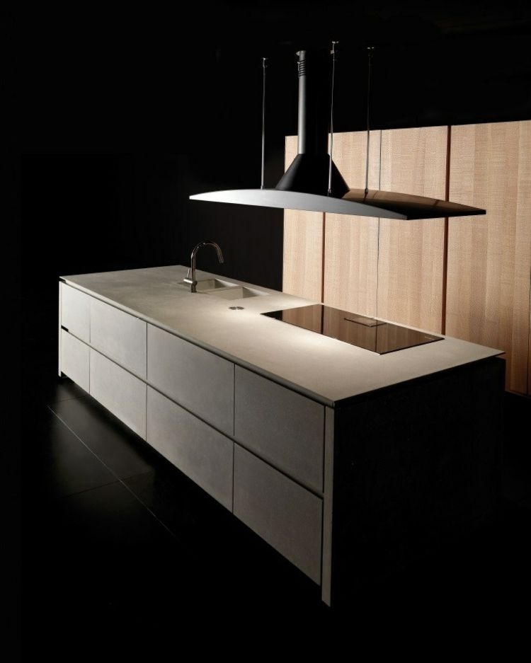 Hochwertig #Dekoration 6 Moderne Einbauküchen Mit Kochinsel Von Toncelli #6 #moderne # Einbauküchen #