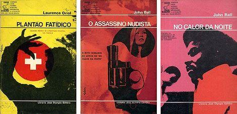 Plantão Fatídico é de c1967 -O Assassino Nudista c1968 - No Calor da Noite c1968. Gian Calvi