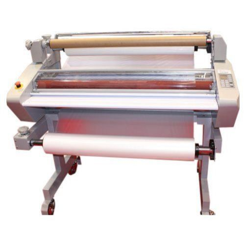 Pin On Pouch Roll Laminators