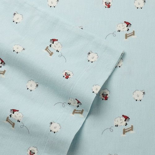 Found It At Wayfair Winter Sheep 4 Piece 100 Cotton Flannel Sheet Set Laura Ashley Sheets And Pillowcases Laura Ashley Home
