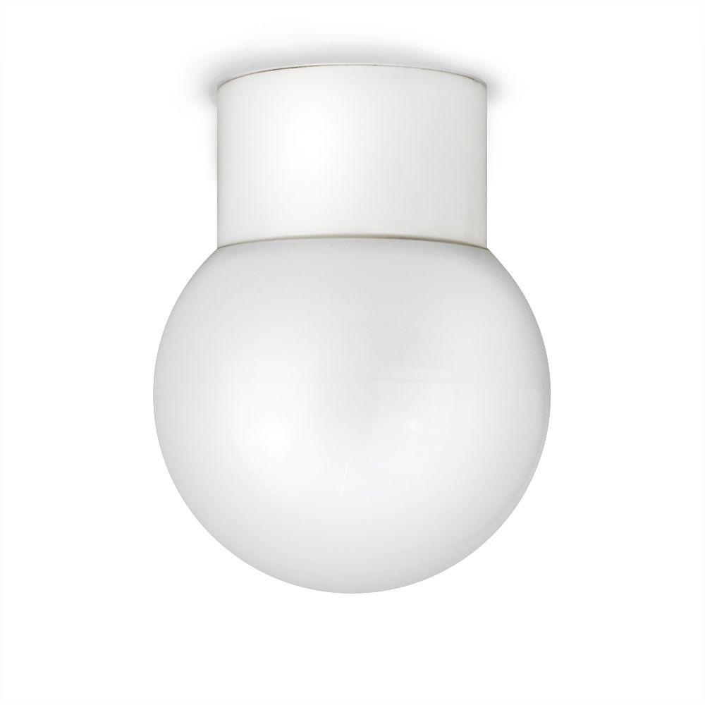 Glo deckenleuchte aus porzellan ip54 decken oder wandleuchte mit schutzklasse ip54 als - Badezimmerlampe decke ...