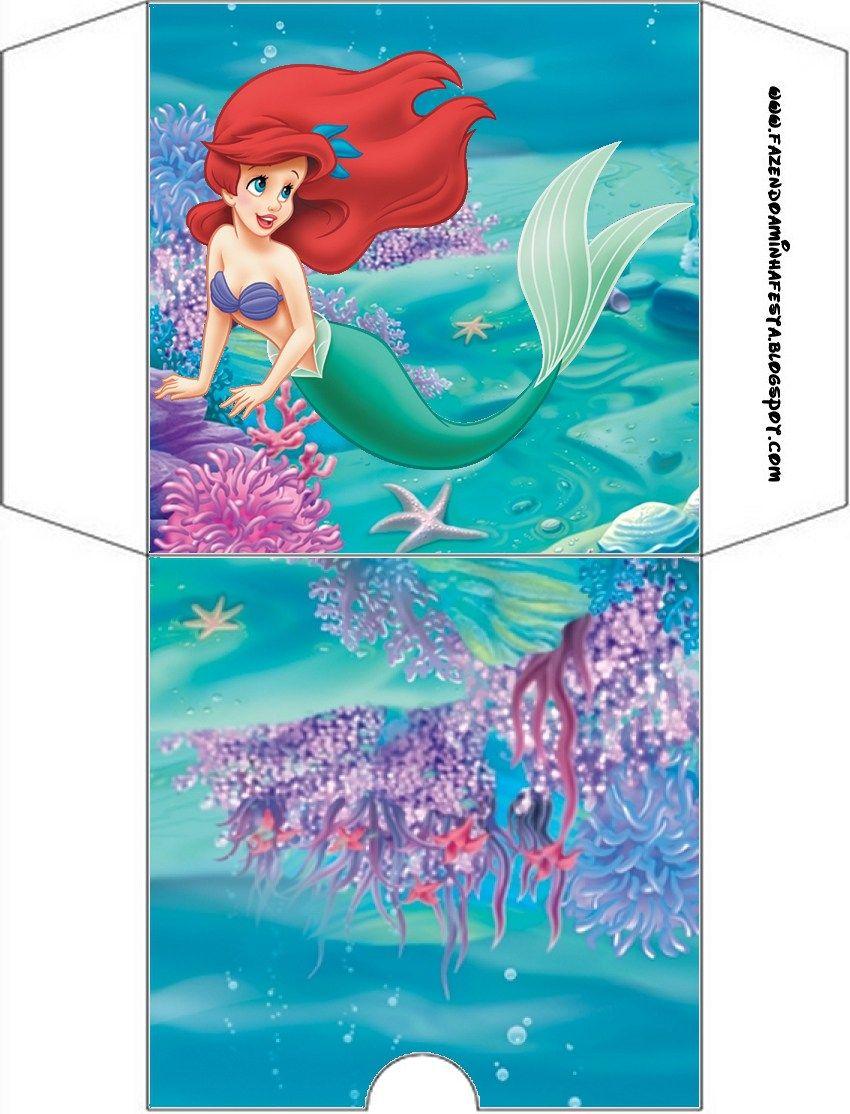Pin En Ariel Little Mermaid