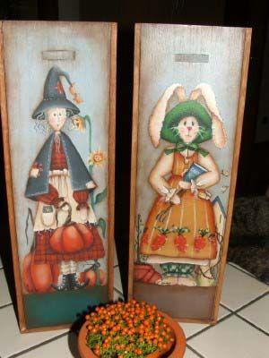 Maxine thomas harrietdesign by maxine thomas appendino for Targhe decorative in legno