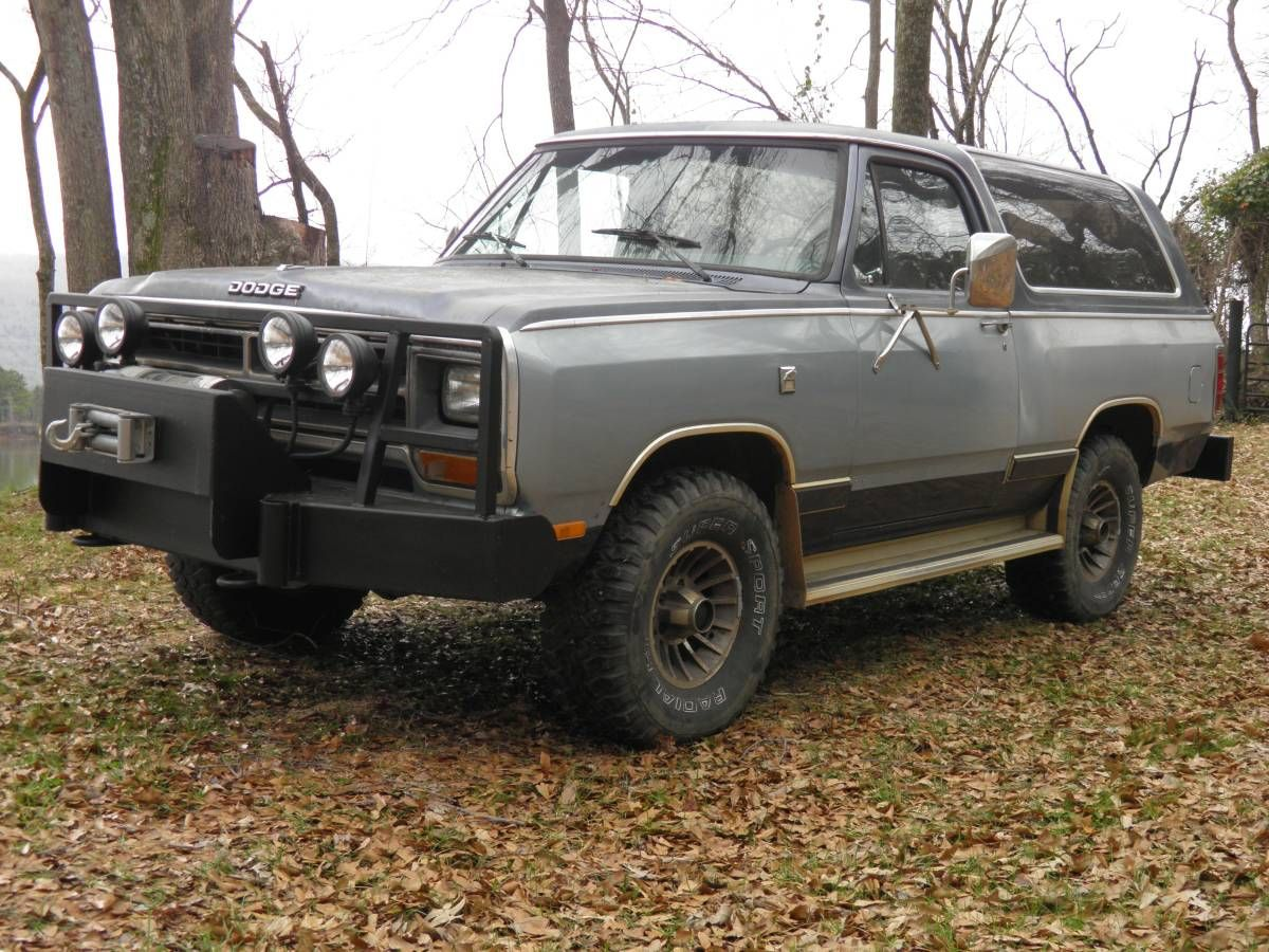 1987 Dodge Ramcharger 4x4 8 Cyl For Sale In Huntsville Al Dodge Ramcharger Huntsville Dodge Trucks