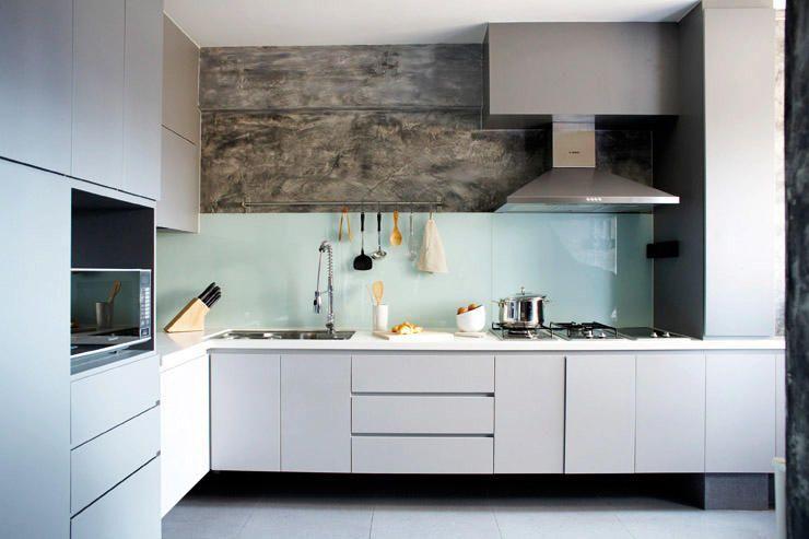 Designing a sleek, modern kitchen