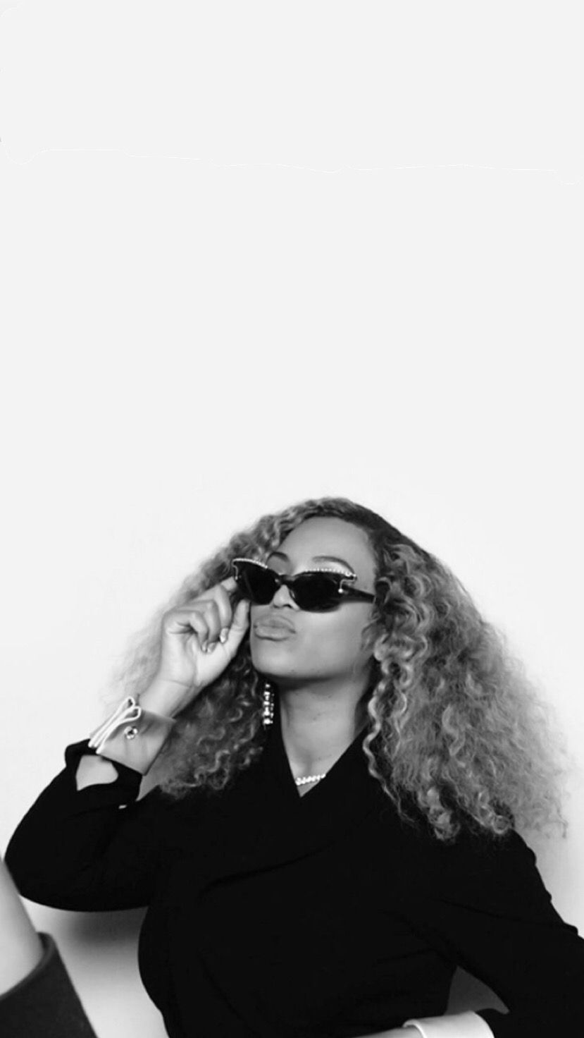 Beyonce Black Grey Wallpaper Beyonce Style Beyonce Pictures Black And White Aesthetic