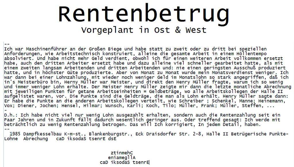 1985 Dampfkesselbau K-m-st., Blankenburgstr., Eck Draisdorfer Str. 2 ...
