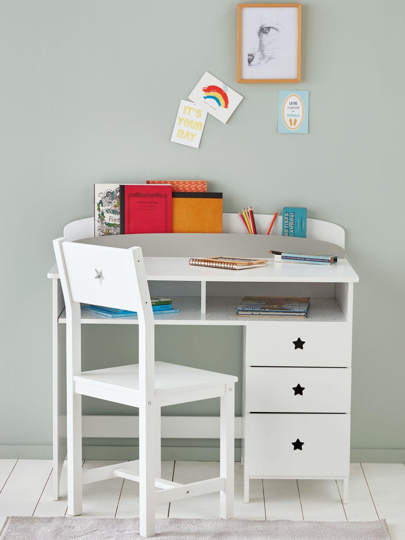 Ambiance Schreibtisch Sirius Arbeitshohe 75 Cm Kinderstuhl