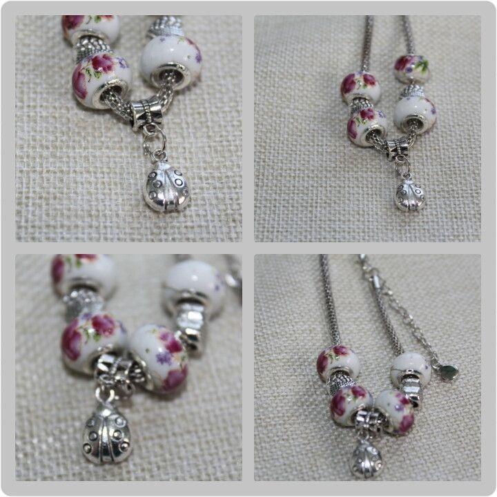 Vienna Charm Bracelet