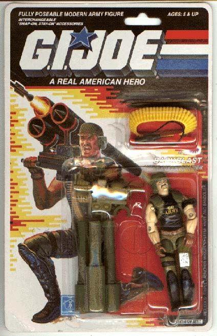 Joe Excellent Shape GI Joe AGP A.G.P Missile Partie 1988 G I