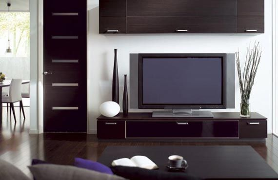 Tv wall unit design living room