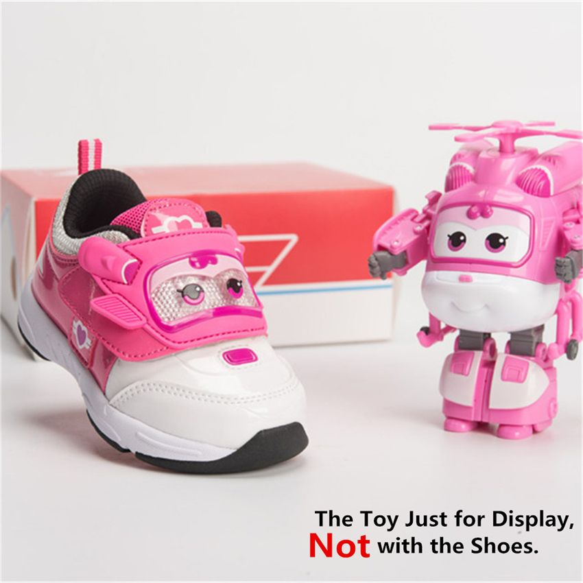 Super Wings Shoes Children Shoes Girls