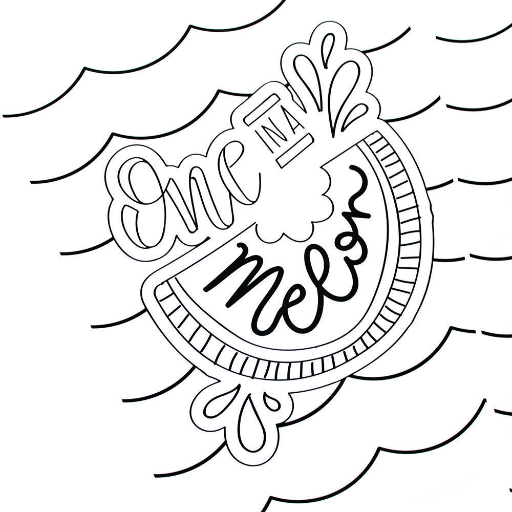 Summer Fun Coloring Pages Summer Coloring Pages Cool Coloring Pages Kids Printable Coloring Pages