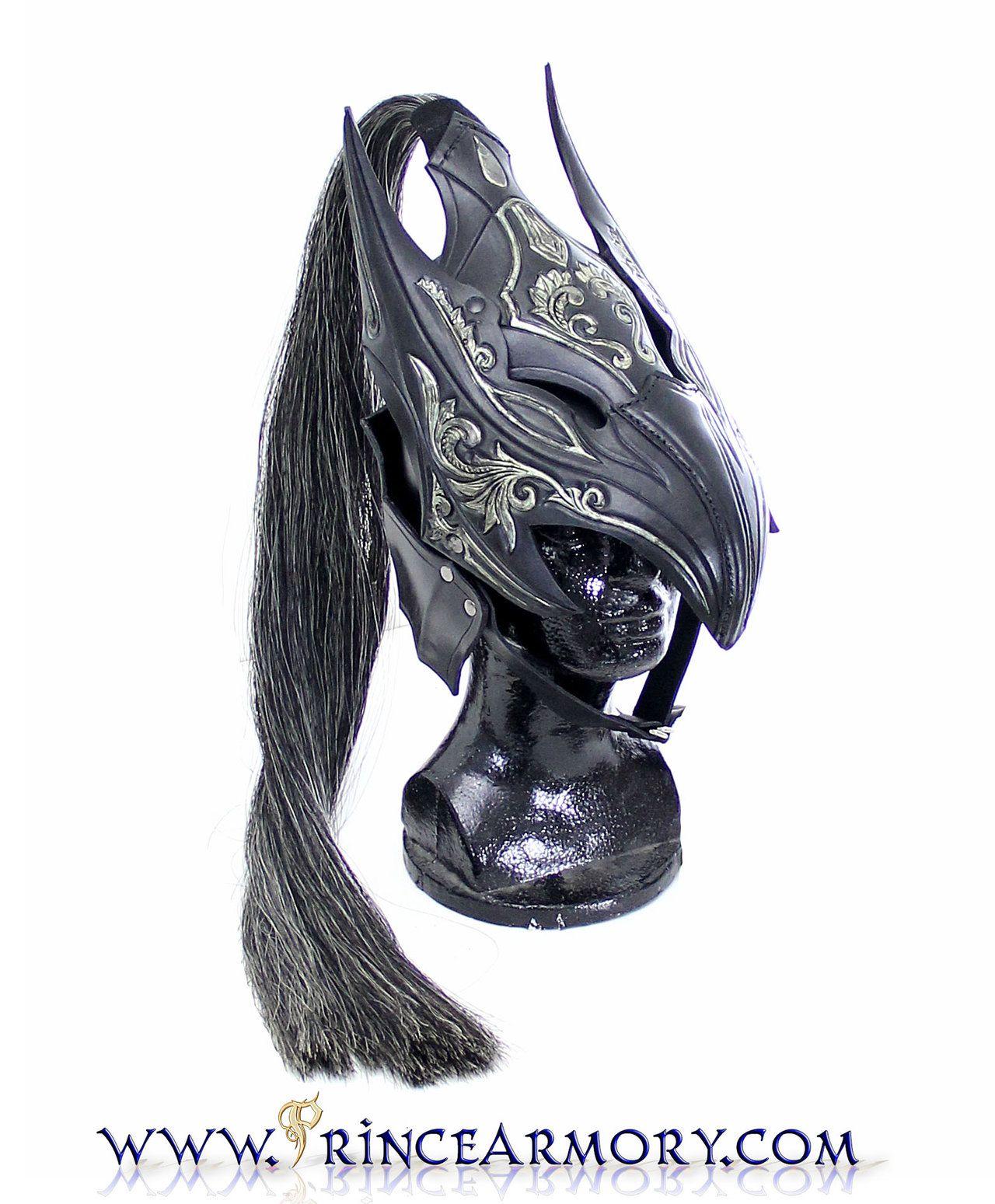 Leather Artorias Helmet Dark Souls by Azmal deviantart com