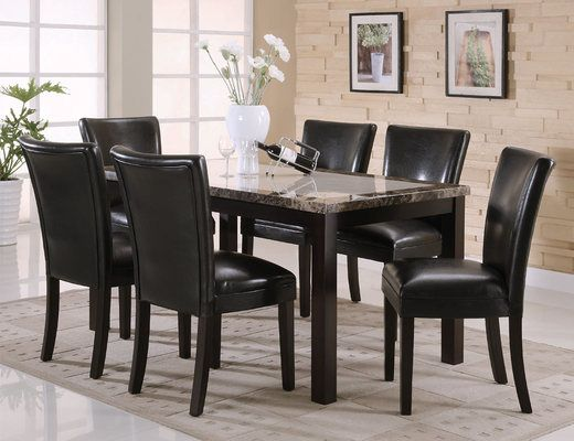 Dining Table & Chairs Set 102260