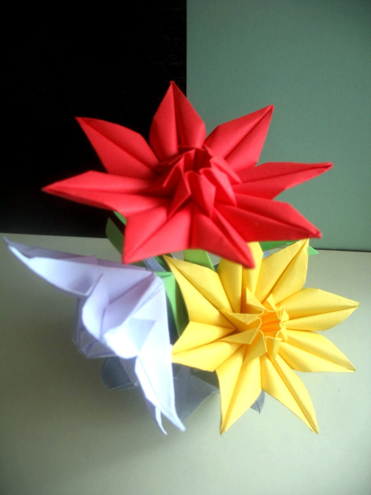Img7018g 12001600 origami flowers pinterest origami and img7018g 12001600 origami flowers pinterest origami and crafts mightylinksfo