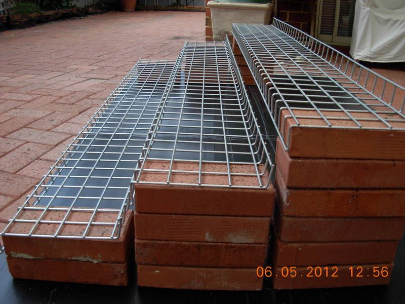 Nursery plant shelving 6 foot diy morley bayswater for Inexpensive greenhouse shelving wood