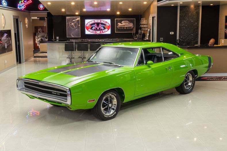 1970 Dodge Charger 500 This Is One Phenomenal 1970 Dodge That Has Undergone An Extensive Rotisserie Rest Dodge Charger Dodge Charger 500 Dodge Charger For Sale