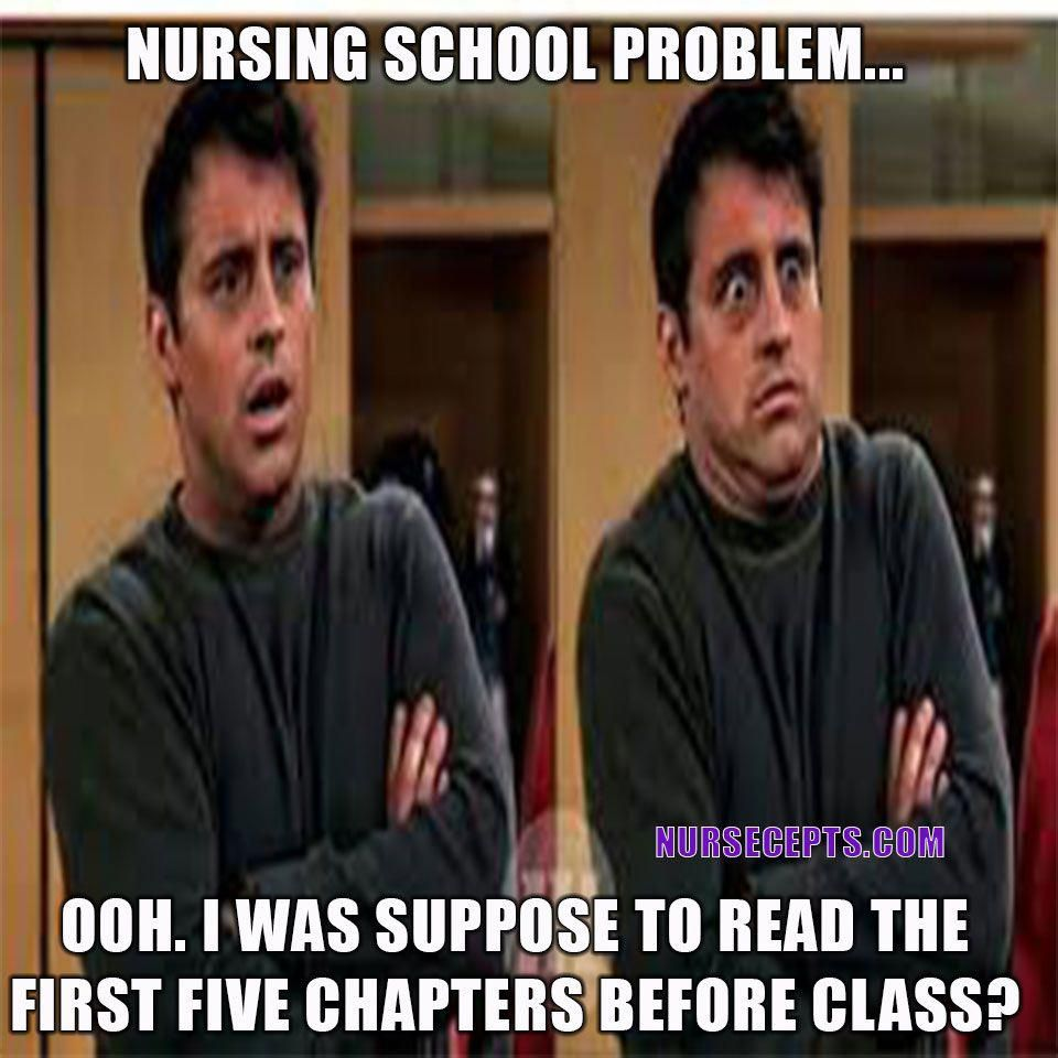 Nursing school can be stressful take some time out to