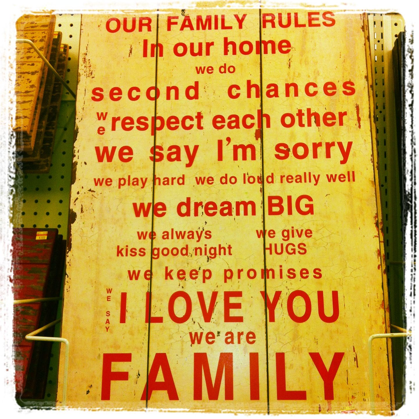 Family Is Everything Forever: Family And Friendship