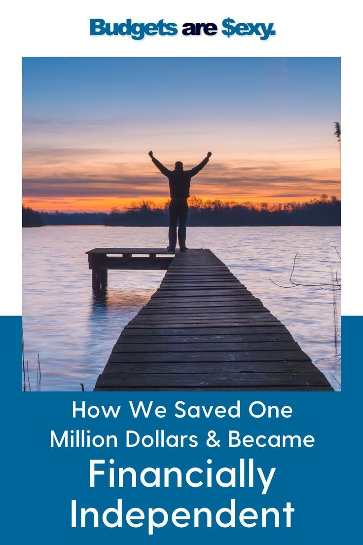 How we saved 1 million dollars and became financial