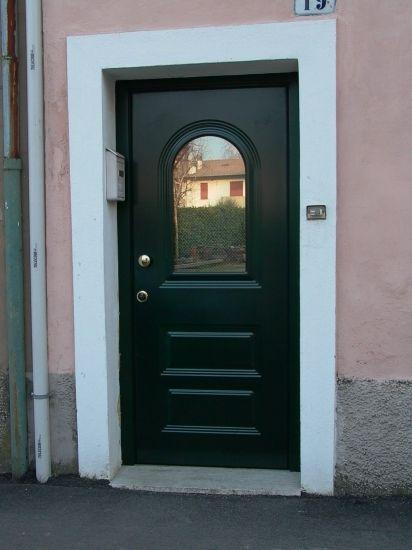 Porte blindate porte da esterni ed interni pinterest - Portoni blindati per esterno ...