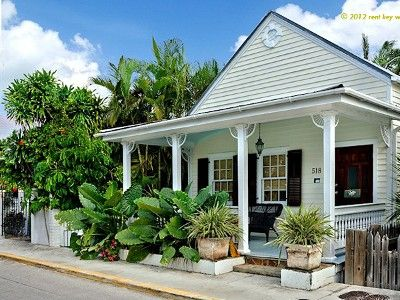 Private Homes Old Town Vacation Rental VRBO 2 BR Key